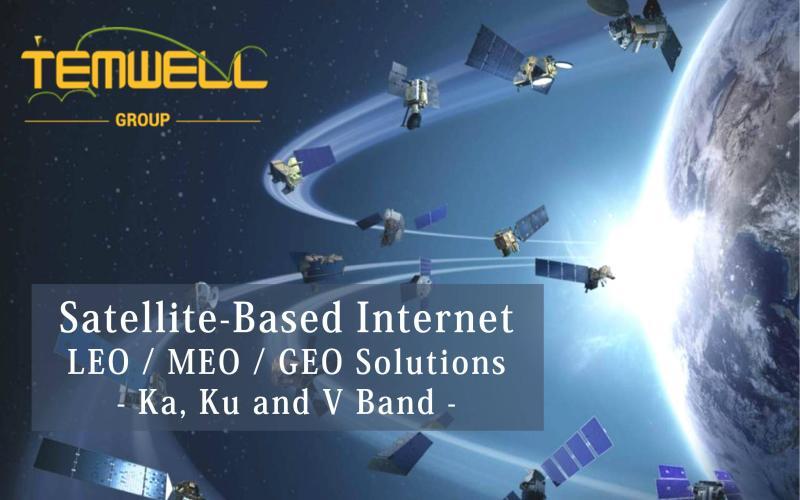 Satellite-Based Internet LEO / MEO / GEO Solutions - Temwell