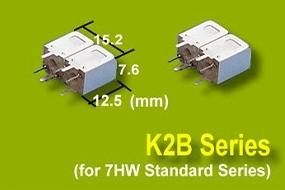 K2-7HW Series Toko Alternative Filter