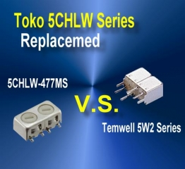Toko 5CHLW replaced list