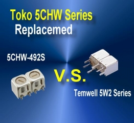 Toko 5CHW replaced list