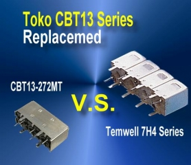 Toko  CBT13 replaced list