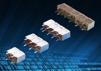 BandPass Helical Filter