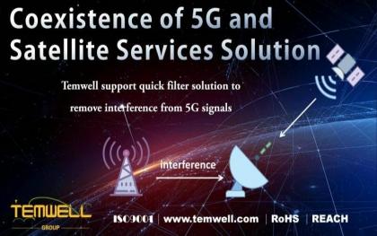 5G IMT spectrum and Satellite coexist