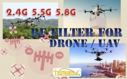 5G Drone & UAV system