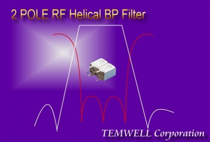 Filter Store: Double Tuning Helical Filter
