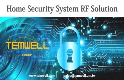 RF Home Security System