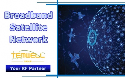 K Band Broadband Satellite Network