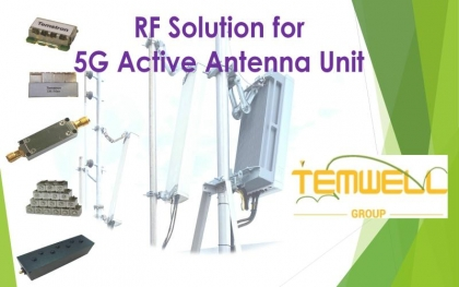 5G antenna backend support