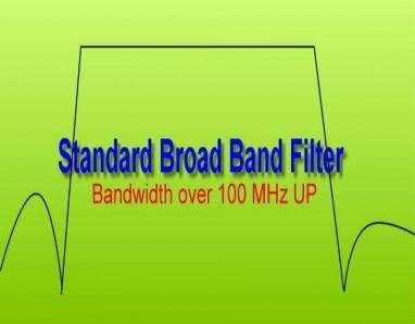 Filter Store: Broadband Standard Filter