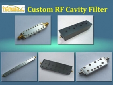 Custom RF Cavity Filter