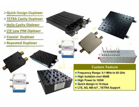 Diplexer Duplexer Design