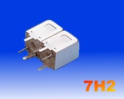Temwell 7H2 Series Helical Bandpass Filter